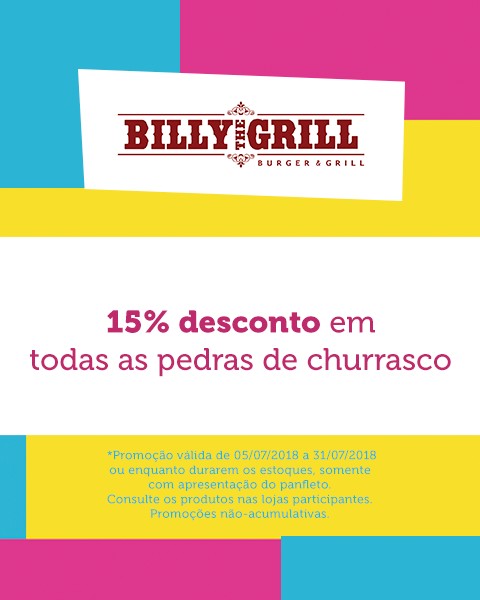 Tô de Férias – Billy The Grill