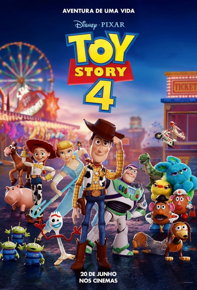 TOY STORY-4